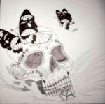 day of the dead style by nite-shaeyde