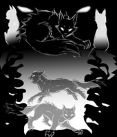 Shadowclan by Sno-wy