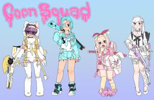 Goonsquad ends Nov 1st today 8 pm pacific! by Girutea