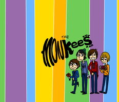 The Monkees by Hi3ei