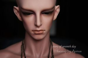 Face up53 by ymglq