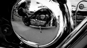 Motorcycle in motorcycle by shantasphotos
