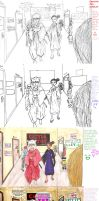 InuYasha Cosplays Work Process by psycobabble402