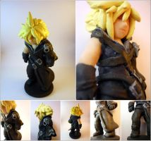 Cloud (Final Fantasy VII AC) by Elaiss-in-iceland