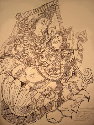 Sreenivasa and padmavathi