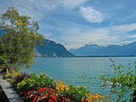 Summer Memories from Montreux 2 by AgiVega