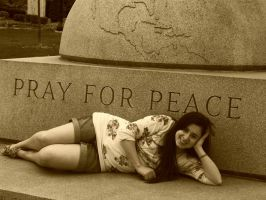 PEACE. by shesgonepostal