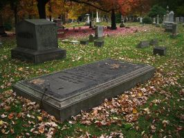 Cemetery Stock 35 by Bound-By-Leather