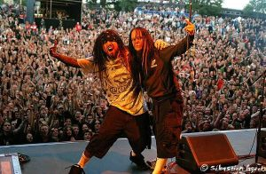 Joey and Fieldy by Maggots-of-Slipknot