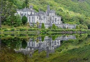 Kylemore Reflections by AlysL