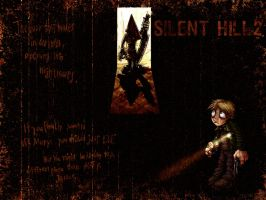 Silent Hill 2 WP by PsychoDjinn