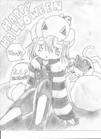 Fran's Halloween by RenChan27