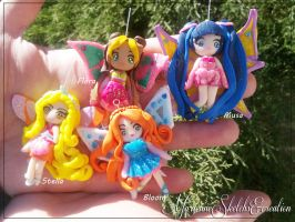 Winx Club by DarkettinaMarienne