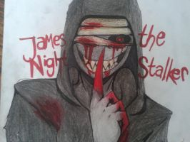 Request:   ~ .:James The Night Stalker:. ~ by MikaMakara