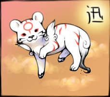 Young Gekigami by Servaline