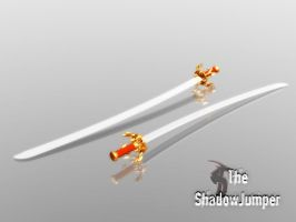 Katanas by The-ShadowJumper