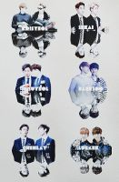 EXO Graphics. What's your favorite pairing? Part.3 by kamjong-kai