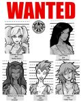 Most Wanted by Inspector97