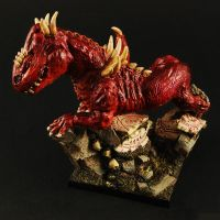 Painted Drake Wyrm by RistulsMarket