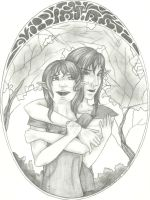 Flora and Fauna - Forest Brothers by Fantasized-Teravan
