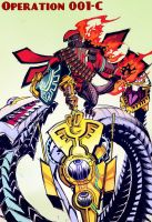 Operation 001-C deikuu ohrowchee by platypus0-0