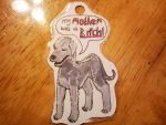 bedlington terrier by mechanicalmasochist