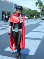 Young Avengers: Wiccan by kierivi