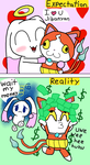 Yokai is why I am so poor by Angelchao64
