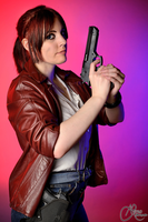 Claire Redfield - Resident Evil Revelations 2 by ladykobra