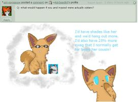 Ask Seedkit: My sis Ivypool by Ask-Seedkit