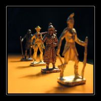 Toy soldiers by Dvemor
