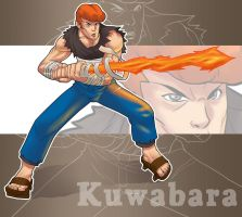 kuwabara color by DXSinfinite