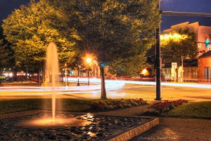 Artificial HDR of Main St by jnati