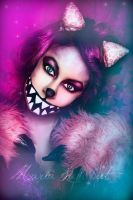Cheshire Cat. by MariaLawliet