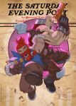 Skullkickers Color by yinfaowei