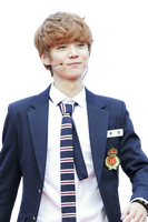 {PNG/Render #81} Luhan (EXO) by Larry1042k1
