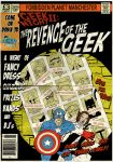 Geek Night:II The Revenge Of The Geek by TwistedDredz