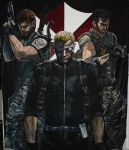Resident Evil 5 Wall Painting by Ashe-Kai