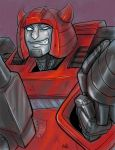Cliffjumper helps me unwind... by batchix