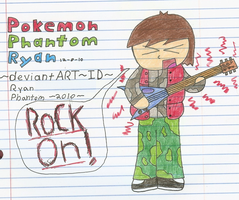Rockin' Ryan ID by RyanPhantom