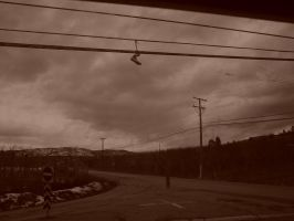 Telephone Wire by JASPERSISAWESOME