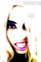 Me- Lady Gaga Show Me Ur Teeth by ssGoshin4
