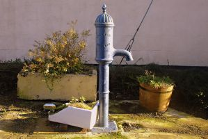 Water pump by Refract