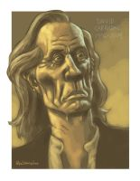 David Carradine by sobreiro
