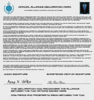 SSC Alliance Official document by EmperorMyric