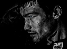 Andy Whitfield -GABRIEL- by ladarkfemme