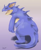 Nidoqueen by Deadly-Whisperss