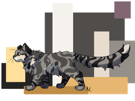 Andean Mountain cat adopt!(open) by Agryo