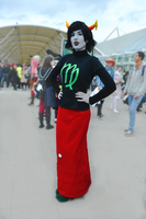 MCM Expo London October 2013 IMPROVED KANAYA! by AbeFish