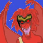 Demona Carnage by dragonfire53511